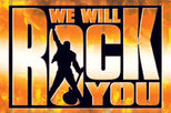 We Will Rock You Theater Show, London, Theater, Shows & Musicals
