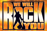 We Will Rock You Theater Show, London,