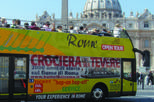 Rome Hop-on Hop-off Double Decker Bus Tour