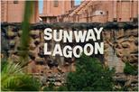 Sunway Lagoon Admission with Round-Trip Private Transfer