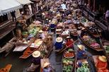 Damnoen Saduak Floating Market Small-Group Tour from Bangkok