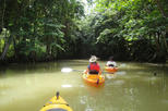 St. Lucia Marigot Bay to Roseau River Kayaking Tour