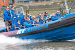 Europe - England: River Thames Fast Boat Experience in London