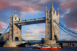 Europe - England: Thames Hop-On Hop-Off River Cruise