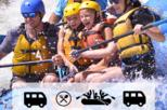 Browns Canyon Express: Intermediate Rafting Trip with Transportation