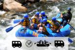 Numbers Express: Advanced Rafting Trip with Transportation