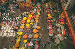 Shopping Experience: Guided Tour of Bengaluru's KR Market Including Breakfast