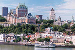 Quebec City Historic Discoverers Cruise, Quebec City,