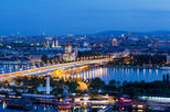 Vienna Evening Sightseeing Cruise with Dinner , Vienna, Night Cruises