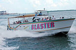 Bayside Blaster Cruise in Biscayne Bay , Miami, Jet Boats & Speed Boats