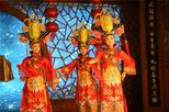 Beijing Night Tour with Show in Teahouse