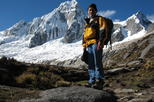 3 Day or 4 Day Santa Cruz Trek from Huaraz,Peru