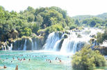 Krka Waterfalls National Park Full Day Tour from Zadar