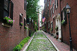 Boston Photography Tour: Beacon Hill, Boston,