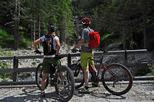 Advanced Mountain Bike Ride Through the Ampezzo Dolomites by E-Bike