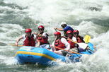 Naranjo River Rafting Tour with Lunch from Manuel Antonio