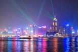 Hong Kong Shore Excursion: Symphony of Lights Tour Including Hop-On Hop-Off Tour and Peking Duck ...