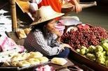Private Tour: Floating Markets and Bridge on River Kwai Day Trip from Bangkok, Bangkok, Private ...