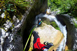 Globoski Potok Creek Canyoning Experience from Bovec