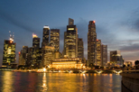 Singapore by Night Tour with Dinner at Clarke Quay, Singapore, Night Tours