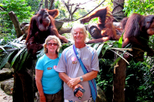 Singapore Zoo Morning Tour with optional Jungle Breakfast amongst Orangutans, Singapore,