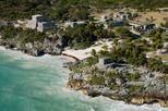 4-in-1 Day Trip: Tulum Ruins, Tulum Beach, Coba and Cenote from Cancun
