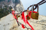 Self-Guided Private Day Tour With Chauffeur Service: Ticket For Huashan (Mt. Hua)