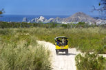 Los Cabos 3-in-1 Adventure Tour (Sailing, Zip Line and Desert Safari)