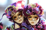 Experience Venice: Learn How to Make a Venetian Mask, Venice, Literary, Art & Music Tours