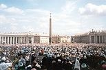 Papal Audience Tickets and Presentation, Rome, Walking Tours