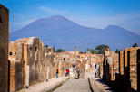 Ruins of Pompeii & Mt Vesuvius Day Trip from Rome