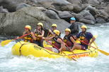 Pacuare White Water Rafting Class III - IV