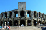 Full Day Roman and Medieval Provencal Heritage Walking Tour from Avignon