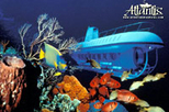 Atlantis Submarine Expedition, Cozumel, Cozumel, Submarine Tours