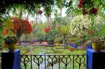 Majorelle Garden and Old City Shopping Experience: Half-Day Private Guided Tour