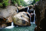Adventure day trip explore Nha Trang countryside and Ba Ho waterfall