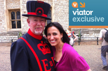 Viator VIP: Tour mit Exklusiveintritt zum Tower of London, zur St Paul's Cathedral und zur Aussichtsplattform des The Shard