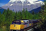 Ride the Steel Rails, Alberta, Rail Tours