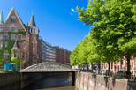 Hamburg Shore Excursion: Hop-On Hop-Off Tour with Harbor and Lake Alster Cruises, Hamburg, Ports of ...