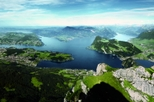 2-Day Alps Tour from Zurich: Mt Pilatus and Mt Titlis, Zurich,