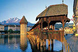 Lucerne City Tour, Zurich, Day Trips