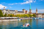 Zurich Super Saver 1: Best of Zurich City Tour including the Lindt Chocolate Factory Outlet, ...