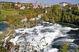 Zurich Super Saver 2: Rhine Falls including Best of Zurich City Tour, Zurich,