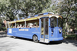 Savannah City Hop-on Hop-off Trolley Tour