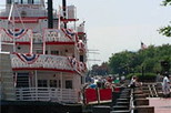 Savannah Land and Sea Combination Tour