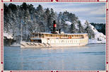 Christmas Day Cruise in the Stockholm Archipelago with Buffet Lunch
