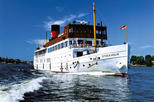 Lunch or Dinner Cruise in Stockholms Archipelago