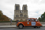Private Citroen 2CV Tour: Secret Paris