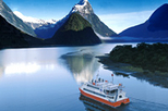 Heldagstur fra Queenstown til Milford Sound