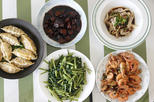A Chinese home dinner at a food photographer's home
